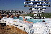 Country Living/Redneck Ways