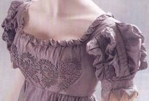 Historical Dress / Ideas for historical costumes and sewing