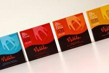Nibble Chocolate Packaging / Packaging of Nibble Chocolate