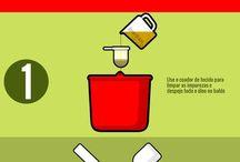 como fazer produtos de limpeza