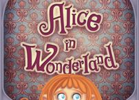 Alice in W:Art/Miklos Weigert / Alice in Wonderland (illustrator)