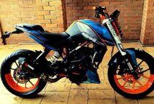 Ktm 200 Duke Custom