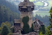 Castelli in Europa