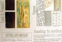 Journaling my way / Making sketch & journaling books
