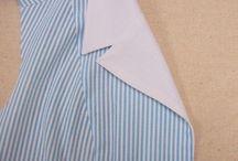 tips pasang kerah baju
