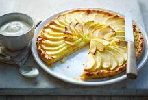 Apple pie / Baking