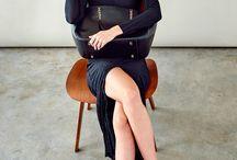 'DESIERTO' FW15 / EDITORIAL  Photographer: Lucie Hugary  Model: Brandy Macdonald  Stylist : Natalia Ramirez  Makeup : Virgina Lefay Hair: Fady Malki