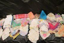 Handkerchiefs, Kerchiefs & Scarves