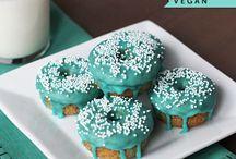 ❤️ Vegan Desserts / Vegan dessert recipes #vegan #dessert #recipes