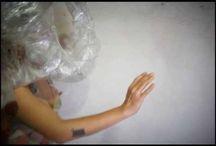 My works / Lavori personali e collaborazioni con altri artisti. Personal works and collaborations with other artists.