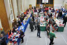 Joulumyyjäiset - Christmas market