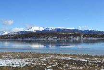 Puerto Natales y alrededores / cuidad y sus alrededores