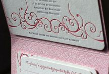 Invitations / by Natalie Gaudy