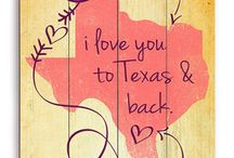 DIY and Treasures / All things for the love of Texas, Grapevine, wine and more