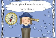 Columbus Day / by Sandy Gierach