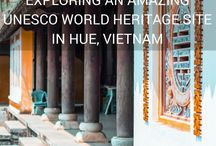 Travel Vietnam / #travel #inspiration all over #Vietnam #citytrips #roadtrips #sightseeing and more
