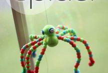 Halloween / Ideas for children to make