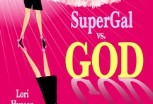 """SuperGal vs. GOD! / """"SuperGal vs. GOD"""" - 2 parts memoir, 1 part fiction, 1 jigger of love story + 1 dollop of humor SuperGal - She could do anything, but felt the pressure to do everything! Yes, SuperGal could handle anything life threw her way. Until she couldn't. Until one tragic night, her SuperPowers utterly failed. Until finally, God had her right where He wanted her.  One woman's epic battle from SuperGal to surrender to redemption."""