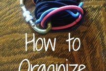 Organizing / by Amy Avery