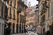 Milano. Italia. City Life.