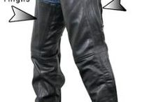 Women's Pants and Chaps / Things to wear. Things to wear over what you wear