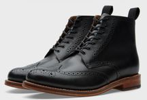man shoe's
