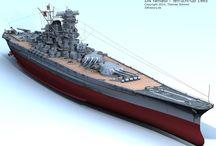 German &  Axis Warships WW2