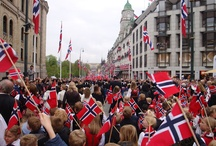The Norwegian constitution day. 17.mai