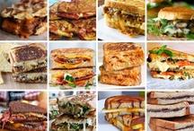 Sandwiches / by Stephanie Bonilla
