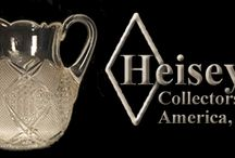 Heisey  glass / by Diana C