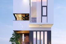 SLIM HOUSES