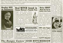 Interesting and Unusual Genealogy