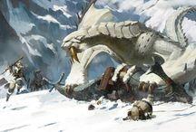 Monstor hunter