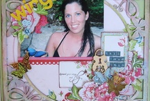 Irit's scrapbooking pages