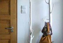 strom v interiéru