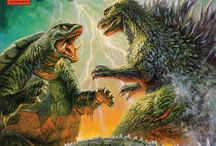 Godzilla /Gamerra/Gaos