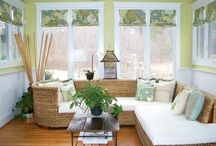 Roman Shades / Roman Shades - always classic!