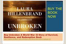 Buy Unbroken A World War II Story book by Laura Hillenbrand,