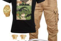 Colton clothes