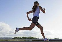 Running / by Melanie Gold