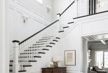 Entries and Staircases