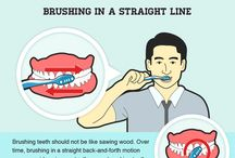 """Project """"How Not To Brush Your Teeth"""""""