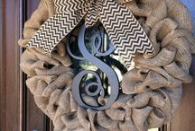 Wreaths / by Kim Martin