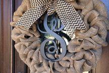 Wreaths / by Kim Martin