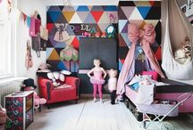 Sophie's big girl room ideas... / by Jessica Strickland