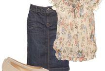 Hübsche Outfits