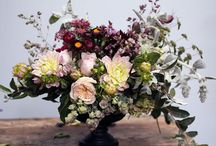 Real Flowers / Inspiration for stunning florals for weddings, parties and fantasy.