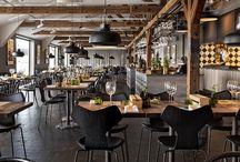 Restauranger som jag måste besöka i Stockholm / Restauranger som jag ännu inte hunnit besöka.
