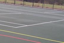 Tennis Court Surfacing Contractors