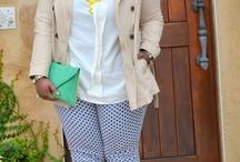Full-Figured Fashionista / by Marcia Suarez Galan